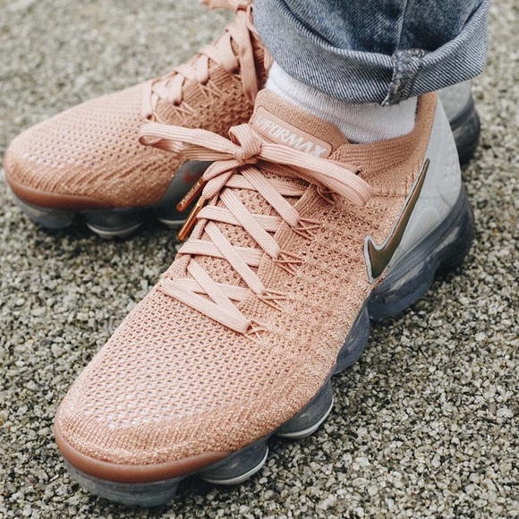 nike air vapormax flyknit 2 rose